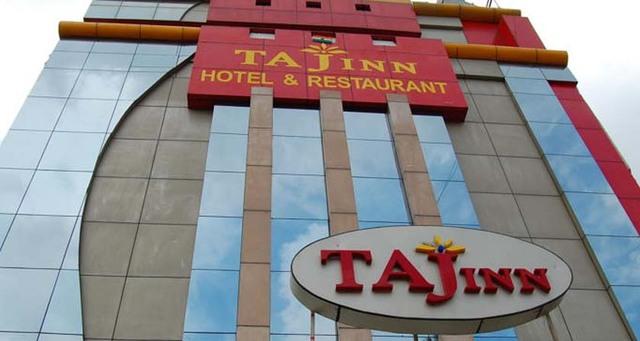 TAJ INN HOTEL, Agra