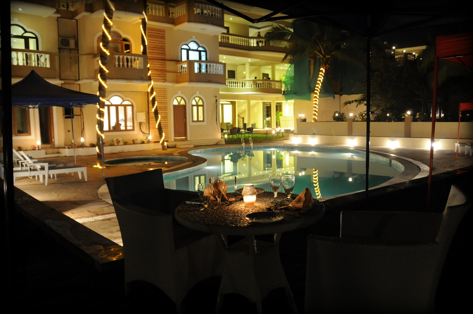 SUKHMANTRA RESORT & SPA