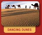 dunes in India